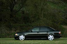 [Essai] La Mercedes C43 AMG (W202) 1997 - 2000