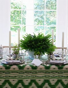Splendid Sass: SPRING TABLESCAPES