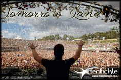 Tomorrow Land Festival Belgium, Check out our tent by the DJs right hand