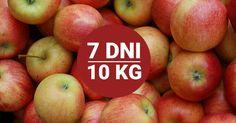 Dieta jabłkowa - 7 dni i 10kg mniej. To możliwe!