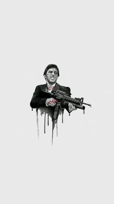 Tony Montana wallpaper - Best of Wallpapers for Andriod and ios Narcos Wallpaper, Mafia Wallpaper, Iphone Wallpaper, Scarface Poster, Scarface Movie, Scarface Quotes, Al Pacino, The Godfather Wallpaper, Dope Wallpapers