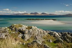 Colonsay, Inner Herbides, Scotland. Edward's ancestral island. A lovely place. DL