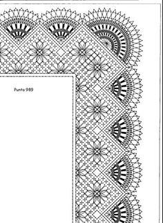 Punta Baby Mermaid Crochet, Crochet Baby Hats, Crochet Slippers, Crochet Lace, Irish Crochet, Lace Tape, Bobbin Lacemaking, Bobbin Lace Patterns, Crochet Headband Pattern