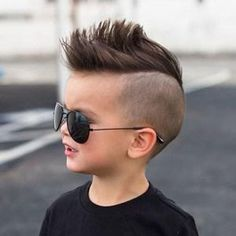 Trendy And Cute Toddler Boy Haircuts Your Kids Will Lovel 28 Cute Toddler Boy Haircuts, Boy Haircuts Short, Cool Boys Haircuts, Little Boy Hairstyles, Haircuts For Men, Cool Hairstyles, Trendy Haircuts, Haircuts For Toddlers, Little Boy Haircuts Fade