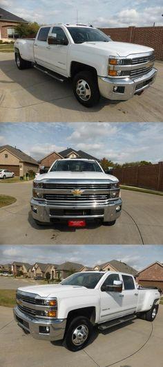 Silverado 3500, Chevrolet Silverado, Lifted Trucks For Sale
