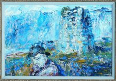 Jack B Yeats by The Merrion Hotel, Dublin, via Flickr