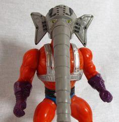 Snout Spout Action Figure 1985 Mattel He-Man Masters of the Universe MOTU