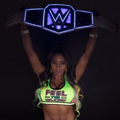 The official home of the latest WWE news, results and events. Get breaking news, photos, and video of your favorite WWE Superstars. Wwe United States Championship, Wwe Women's Championship, Glow Wrestling, Wrestling Divas, Naomi Wwe, Trinity Fatu, Nxt Divas, Total Divas, Catch