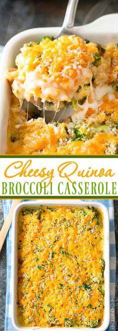 Cheesy Quinoa and Sausage Broccoli Casserole &; The Chunky Chef Cheesy Quinoa and Sausage Broccoli Casserole &; The Chunky Chef Ramona Müller Food Cheesy Quinoa and Sausage Broccoli Casserole […] casserole cheez its Quinoa Broccoli, Broccoli Recipes, Veggie Recipes, Chicken Recipes, Dinner Recipes, Cooking Recipes, Healthy Recipes, Zone Recipes, Easy Recipes
