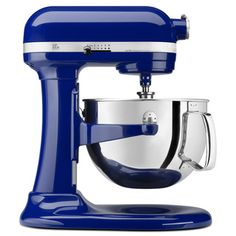 Cobalt Blue Kitchenaid Mixer  www.madeinusa.com.pl