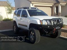 Goodyear Wrangler, Optima Battery, Gear 4, Oem Wheels, Nissan Xterra, Expedition Vehicle, Roof Rack, The Struts, Portal