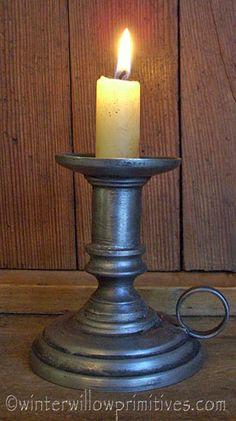 Keeping Room Candleholder