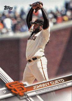 Johnny Cueto 2017 Topps #199 San Francisco Giants   Sports Mem, Cards & Fan Shop, Sports Trading Cards, Baseball Cards   eBay!
