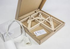 Lampa Lajt Himmeli projektu Nasu - PLN Design