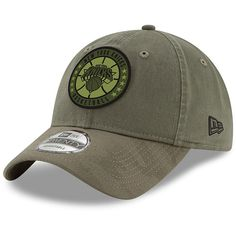 2db758617b8 Men s New York Knicks New Era Olive 2018 Tip-Off Series 9TWENTY Adjustable  Hat