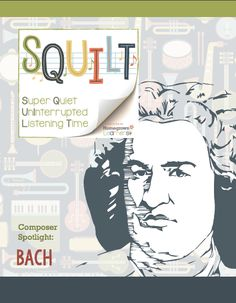 Resources for teaching music in your homeschool | SQUILT Spotlight - Bach – Squilt Music Appreciation