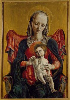 Esteban Murillo, Italian Renaissance Art, Web Gallery Of Art, Madonna And Child, Tempera, Italian Painters, European Paintings, Old Master, Art Studies