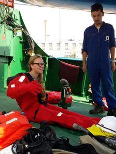 Ein Student aus Staffel zieht Flüchtlinge aus dem Meer: Seit dem vergangenen Wochenende kreuzt Niklas Schellhorn mit dem Hilfsschiff Iuventa über das Mittelmeer. Seine Mission: Menschen retten.