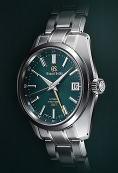 New Release: Grand Seiko SBGJ227 Hi-beat 36000 GMT -