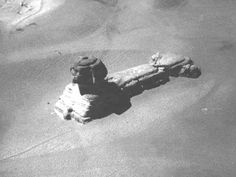 Rare Image Shows Possible Secret Entrance Into The Great Sphinx Of Giza