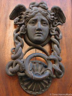 Door knock   Vatican City