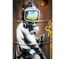 Banksy at HMV