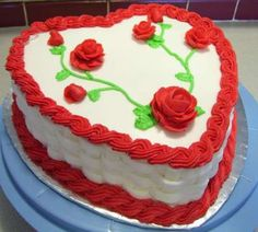valentines cake ideas - Google Search