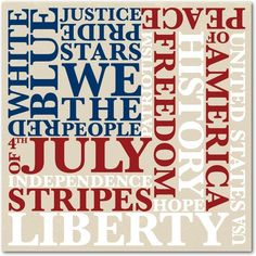 4th of July - I'd love to make this... I just need a friend with a cricut or a silhouette... Silhouette Sign, Silhouette Projects, Patriotic Party, Patriotic Decorations, Patriotic Crafts, I Love America, God Bless America, Happy Fourth Of July, 4th Of July