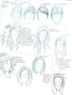 Burdge hair