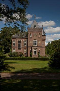 Dutch Culure Monument: Castle Prattenburg, The Netherlands Baroque Architecture, Historical Architecture, Ancient Architecture, Beautiful Castles, Beautiful Sites, Places To Travel, Places To Visit, Rotterdam Netherlands, House Built