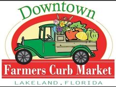 Lakeland Downtown Farmers Curb Market Commercial