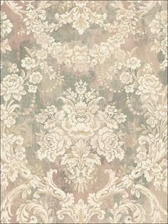 wallpaperstogo.com WTG-135563 Astek Traditional Wallpaper