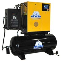 18 best air compressors images on pinterest cars pump and pumps single variable speed drive three phase electric powered rotary screw air compressor fandeluxe Images