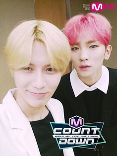 2015.03.19 SHINee  Taemin, and Key Mnet M! Countdown Updates