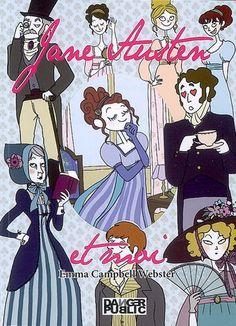 Un livre interactif dans lequel le lecteur se retrouve dans la peau d'une héroïne de Jane Austen. Le voyage commence dans Orgueil et préjugés, et une série de choix le conduit dans les intrigues et les amours tirées des différents livres. Le principe du jeu : gagner des points d'intelligence, de charisme, de qualités relationnelles, etc. Une approche ludique de l'oeuvre de Jane Austen.