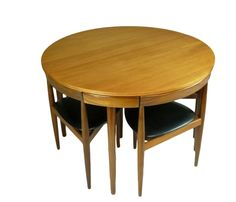 Danish Teak Extending Table 6 Chairs Hans Olsen Frem Rojle
