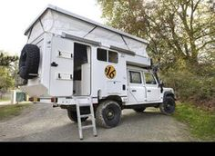 Land Rover Adventure Camper !!!!! DACH !!!!!