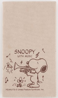 Rakuten: Cross high-quality comfortable clever cross Snoopy and trumpet design skillful with SNOOPY with Music Snoopy SCLOTH-TP comfort- Shopping Japanese products from Japan