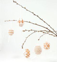 easter egg crochet Pattern. $3.00, via Etsy.
