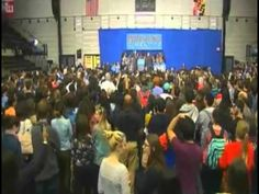 Hillary Fails To Fill College Gym , But Maryland Voting Machines Will Cover The Shortfall | YouViewed/Editorial