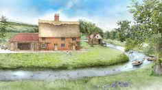 Moat Cottage - great vacay idea English countryside, 5br cottage