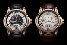 Antoine Martin luxury watches - WorldGuide editor's choice - Watches - Products & Gifts