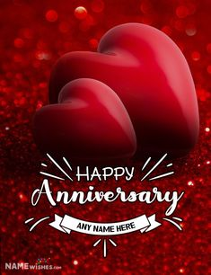 Happy Anniversary Wishes With Name and Full Photo. Happy anniversary wish with name and full photo is the best online wish. Wish your spouse with something special and memorable. Have a great day and life ahead. Funny Wedding Anniversary Quotes, Happy Anniversary Photos, Anniversary Cake With Photo, Anniversary Wishes For Couple, Happy Wedding Anniversary Wishes, Birthday Cake With Photo, Anniversary Greetings, Love Anniversary, Happy Birthday Wishes For Him