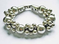 Dames Armband Grapes & Rounds - DJewels