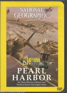 National Geographic Beyond The Movie Pearl Harbor DVD 2001 | eBay