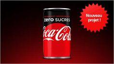 72000 canettes GRATUITES du nouveau Coca-Cola zéro sucres