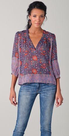 Joie, Frazier blouse