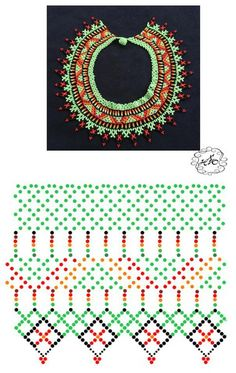 Дыхание Бисера's photos Diy Necklace Patterns, Beaded Jewelry Patterns, Beading Patterns, Pearl Crafts, Bead Crochet Patterns, Brick Stitch Earrings, Beading Tutorials, How To Make Beads, Bead Art