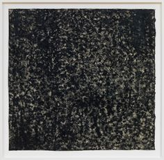 Richard Serra Ramble 2015 Litho crayon and pastel powder on paper 34 × 35 inches unframed × cm) Photo by Rob McKeever Abstract Sculpture, Bronze Sculpture, Wood Sculpture, Metal Sculptures, Richard Serra, Gagosian Gallery, Henry Moore, Art Fair, Art World