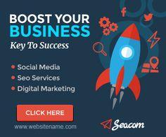 Digital Marketing html5 ad banners